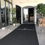 Droogloop matten